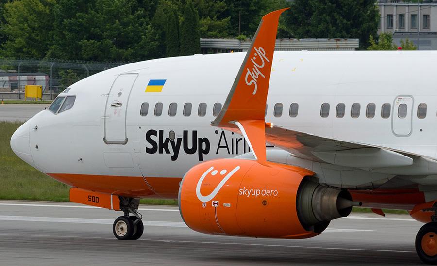 SkyUp відшкодовує кошти за невикористані квитки -  - skyup plane sqd