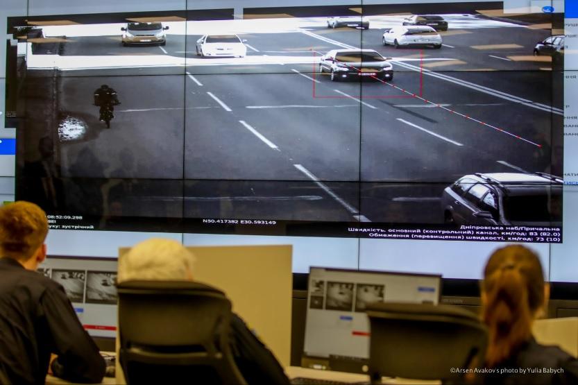 Автофіксація порушень ПДР стартувала: визначений перший порушник - Національна поліція - start