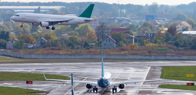 Аеропорт Київ відновлює польоти з 16 червня -  - thumbnail tw 20180615134810 1949