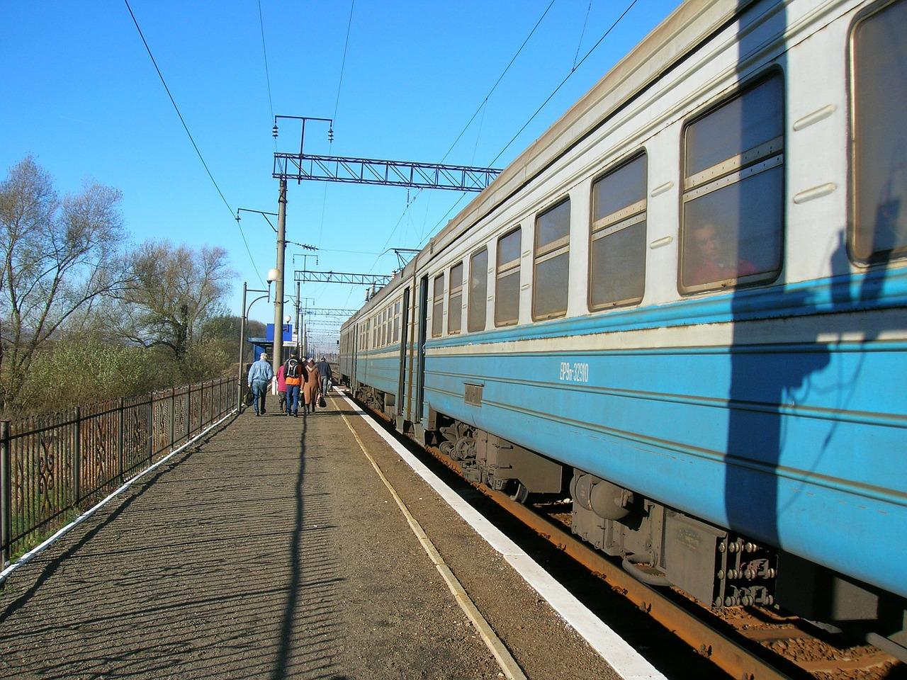 Укрзалізниця запустить ще 50 електропоїздів - Укрзалізниця - train 507072 1280