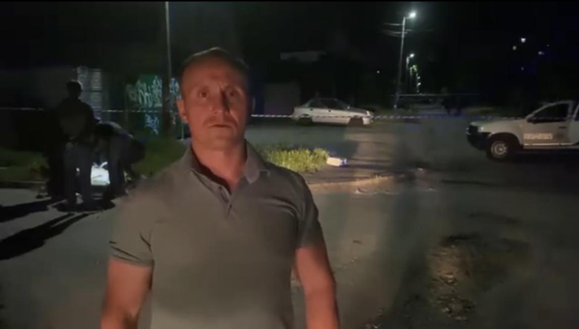 У Фастові сталось вбивство: на місці працює поліція (ВІДЕО) - Фастів - vbyvstvo u Fastovi