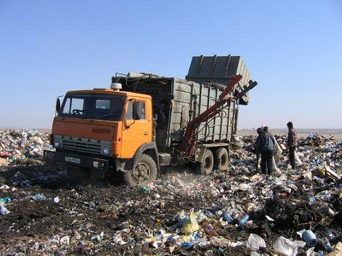 Киянин возив до Сквири львівське сміття - сміття, Сквира - vivezennya smittya