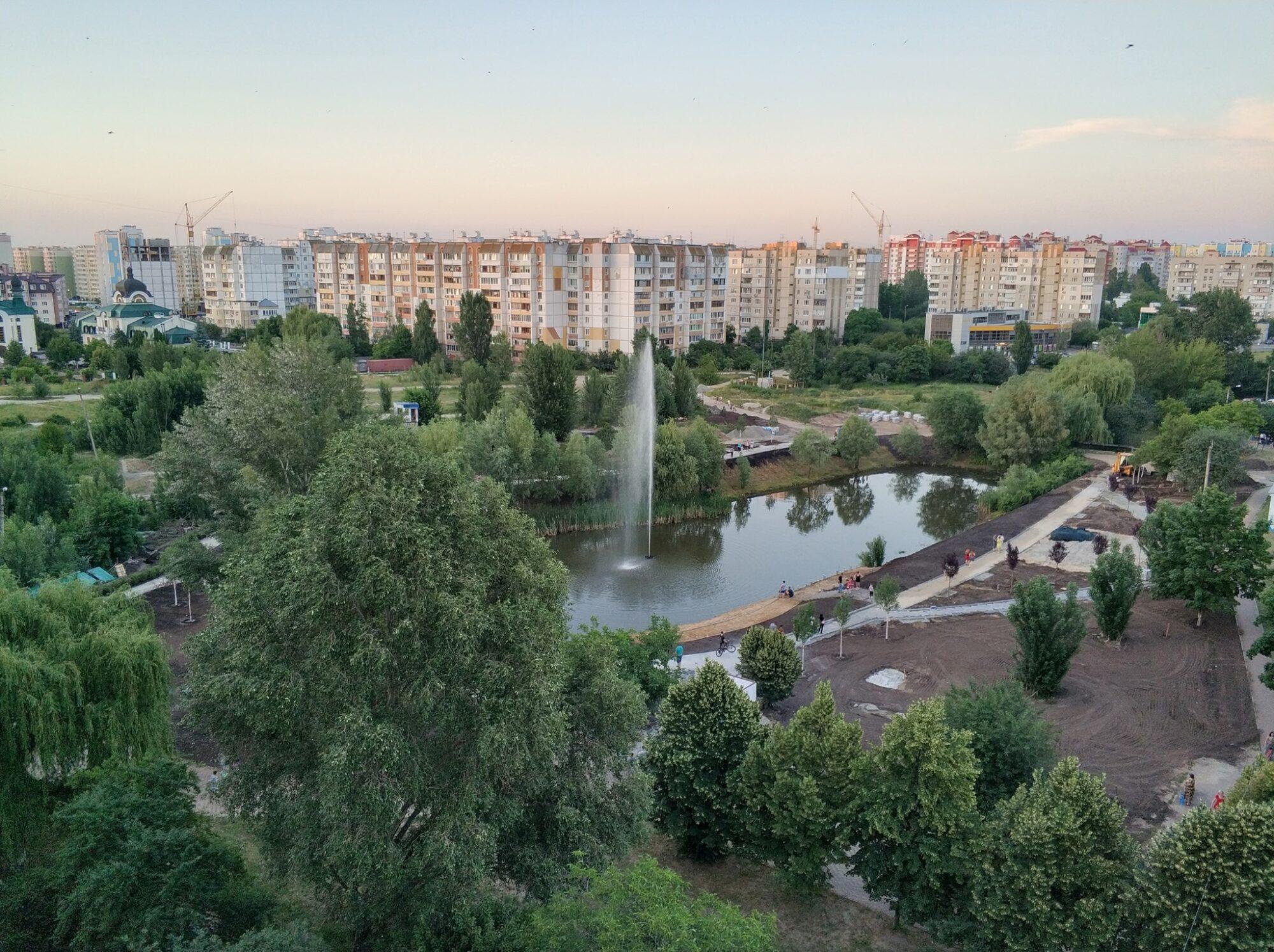 У Вишневому побудують Палац культури за 116 млн гривень - Палац культури Вишневе, ОТГ, заклад - vodojma Vyshneve 2000x1495