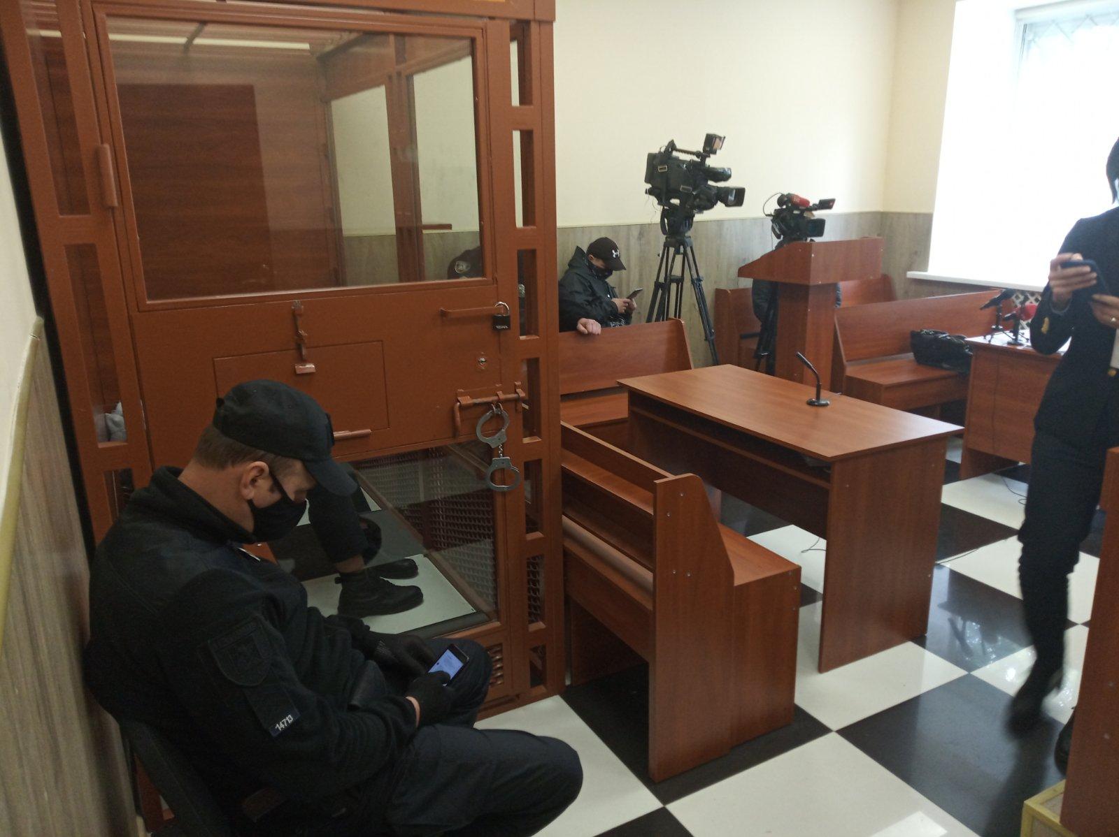 Броварський суд арештував на два місяці 20 осіб, підозрюваних у масовій стрілянині - стрілянина - yzobrazhenye viber 2020 05 31 13 09 52