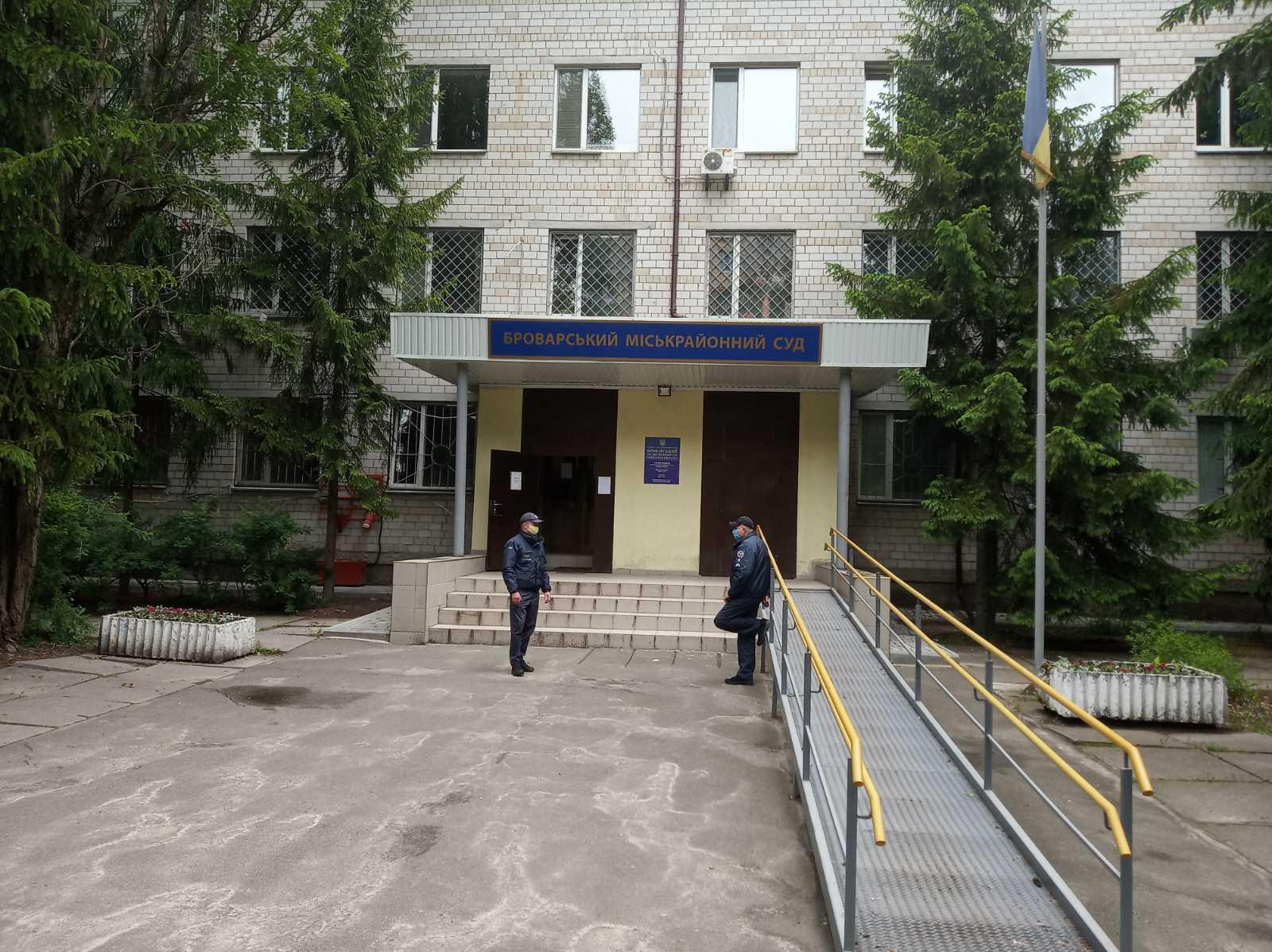 Броварський суд арештував на два місяці 20 осіб, підозрюваних у масовій стрілянині - стрілянина - yzobrazhenye viber 2020 05 31 13 09 53777