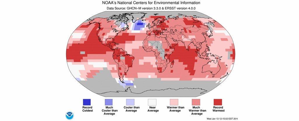 На Землі знайдено місце, де стає холодніше, а не спекотніше - тепло, зміна клімату - 05 mesto