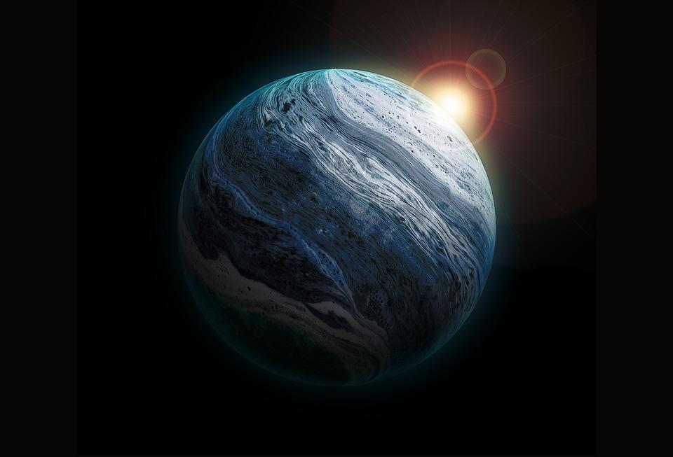 Вчені пояснили, чому на Урані та Нептуні йдуть алмазні дощі - Уран, планети, планета, Нептун - 05 planety