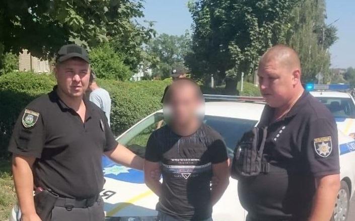 Викрадача машин в Миронівці затримали у Кагарлику - Миронівка, викрадач авто - 07 avto