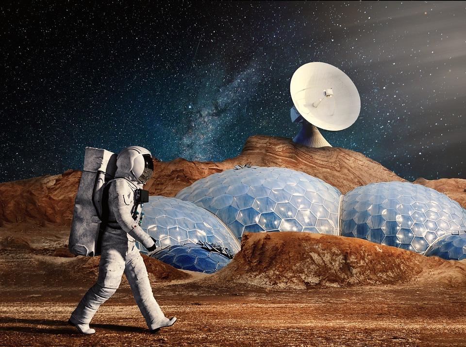 На Марс через Венеру: вчені розрахували ідеальну траєкторію польоту - Червона планета, Червона пл, космос, космічні польоти, колоніазтори, Венера - 09 mars3