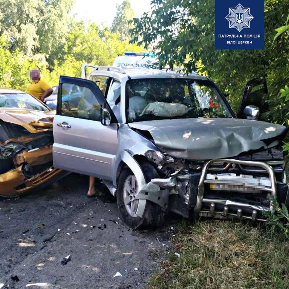 В аварії на Васильківщині травмувались 6 осіб -  - 107533774 1709794295854290 3235568155302923652 o