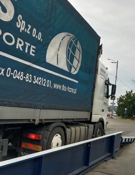Перевищення ваги вантажівками: на Столичному шосе зафіксували антирекорд - Столичне шосе, порушення вагових норм на дорогах, комплекси габаритно-вагового контролю - 107742487 3107183842681605 8455671792684964019 o