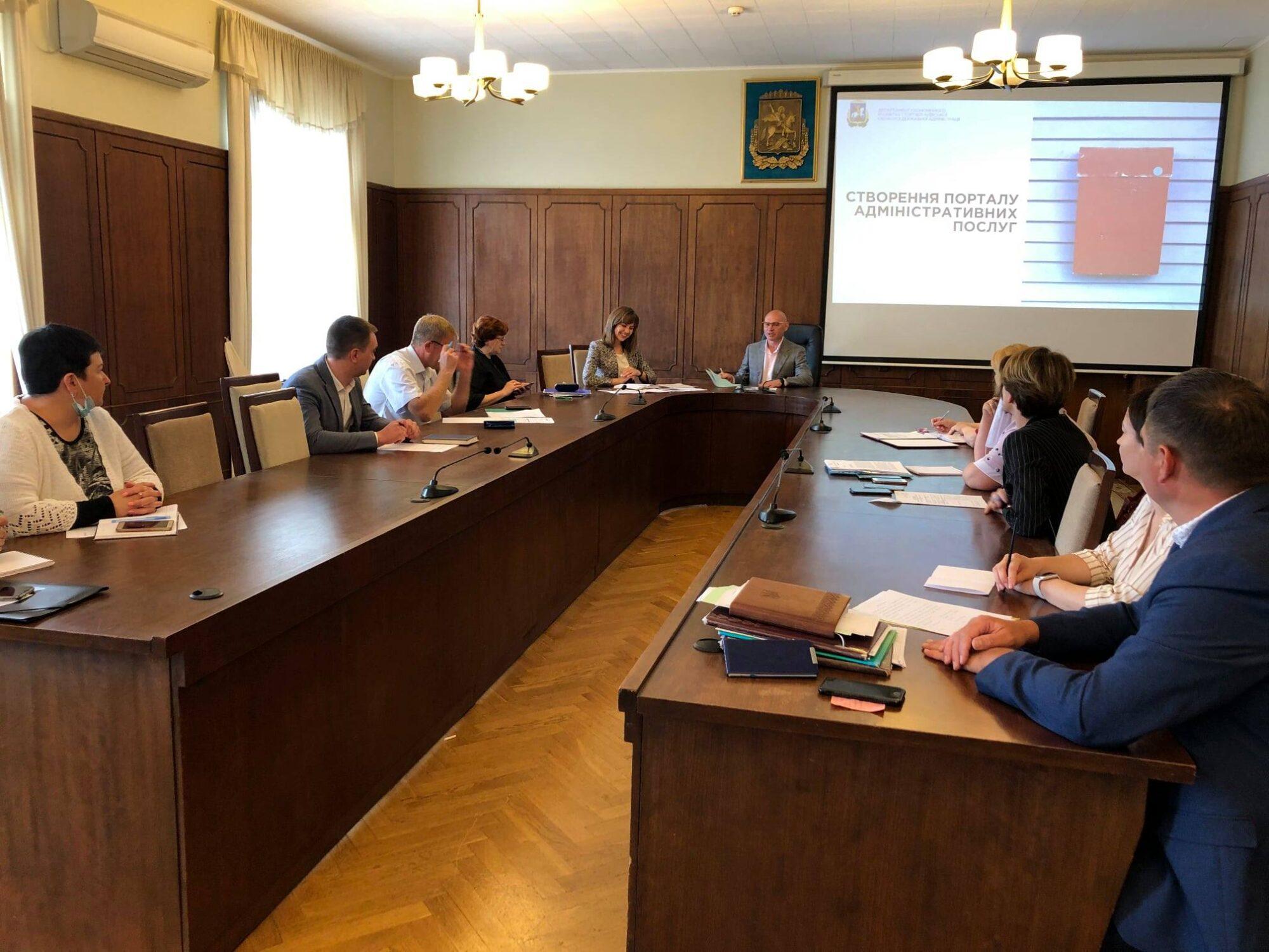 На Київщині планують створити електронний портал адмінпослуг -  - 109113789 2309510972690371 2361825771687764876 o 2000x1500