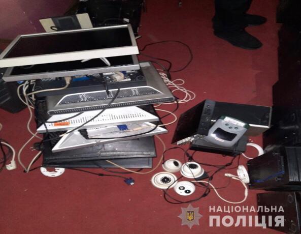 Награлись: у Василькові вкотре зачинили нелегальний заклад -  - 109374212 3134999746555176 5158946348588167649 n