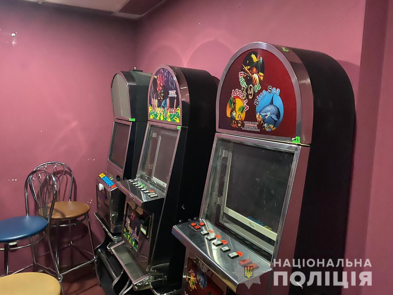 Награлись: у Василькові вкотре зачинили нелегальний заклад -  - 109817088 3134999936555157 8451496736867395929 o