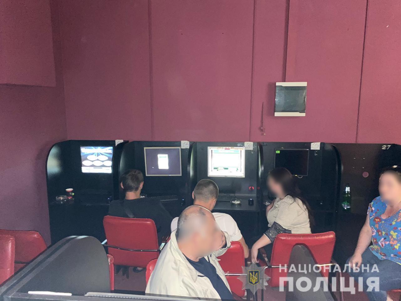 Награлись: у Василькові вкотре зачинили нелегальний заклад -  - 109840072 3134999489888535 3895131930791575744 o