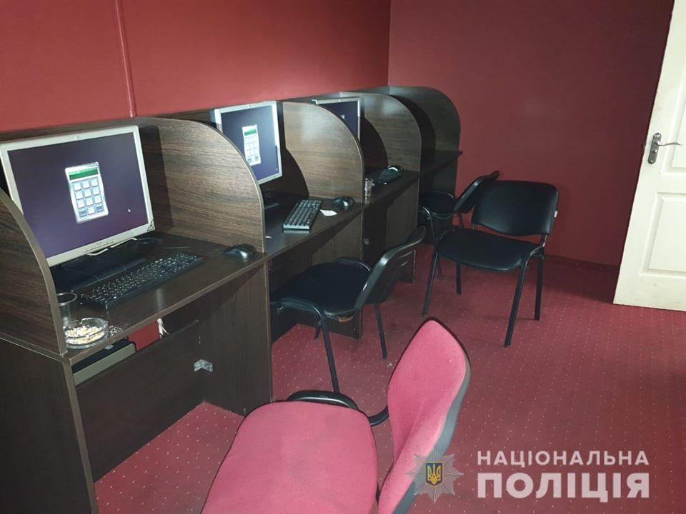У Яготині підпільно працював гральний заклад - Яготин, Поліція, казино, гральний бізнес - 113680555 3156852794369871 1006636532781113167 o