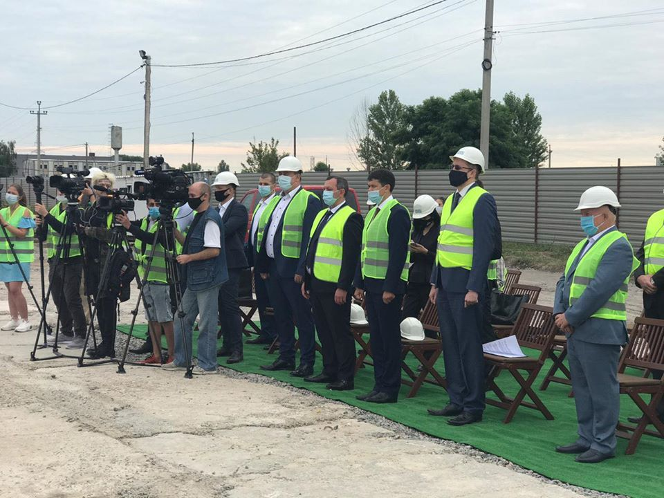 На Бориспільщині заклали капсулу під будівництво заводу автомобільної електроніки - завод, Будівництво, Бориспільщина - 116133915 2316670755307726 3203285541145027243 o