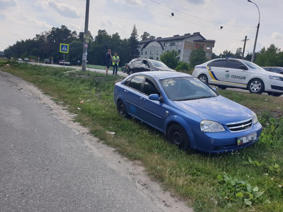 В смт Калинівка на Броварщині сталася ДТП: постраждала пішохід - смт Калинівка, пішохід, ДТП - 116464952 1374323816111556 8419180004770504271 n