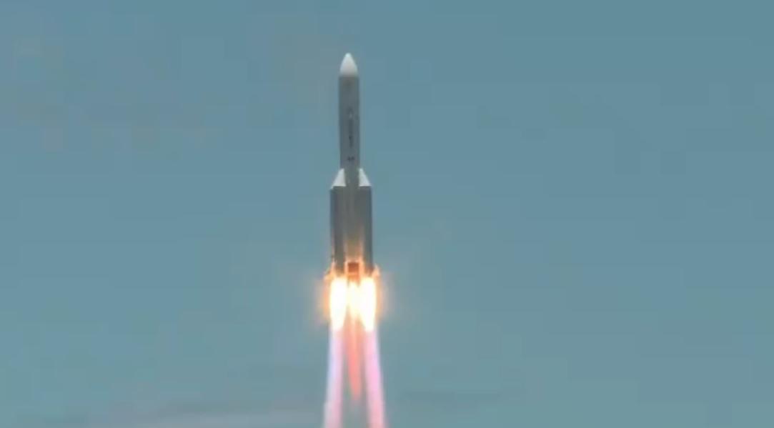 Китай запустив свою першу міжпланетну станцію на Марс - ракета, планета, Марс, зонд - 23 mars