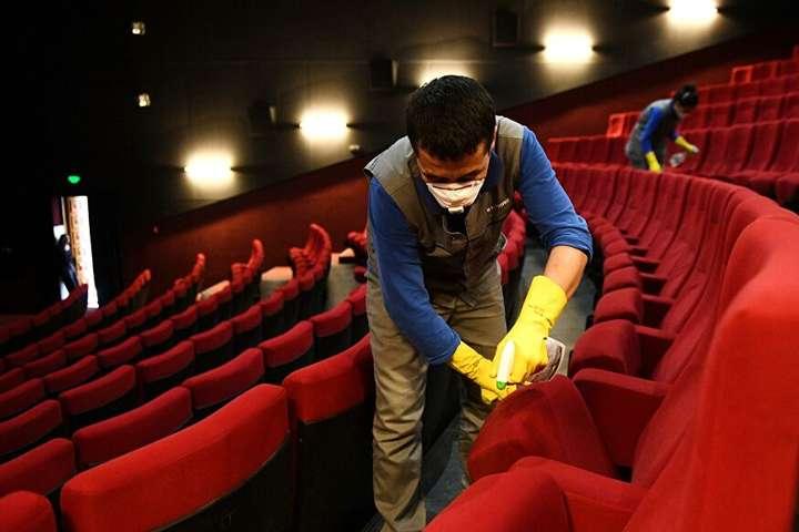 Із 2 липня в Україні запрацювали кінотеатри - коронавірус, кінотеатри - 32 main
