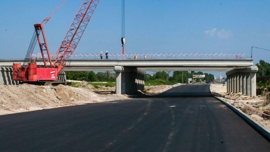 Будівництво Кільцевої дороги: підприємство запідозрили у розтраті 354 млн грн - Погляд, Велика Кільцева - 56465