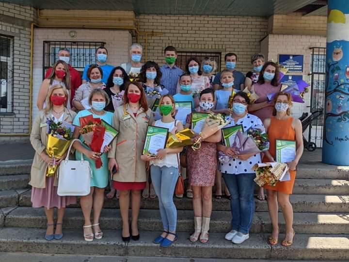 Медики з міста Буча - переможці всеукраїнського конкурсу - переможці, медики, конкурс, Буча - FB IMG 1593844807065