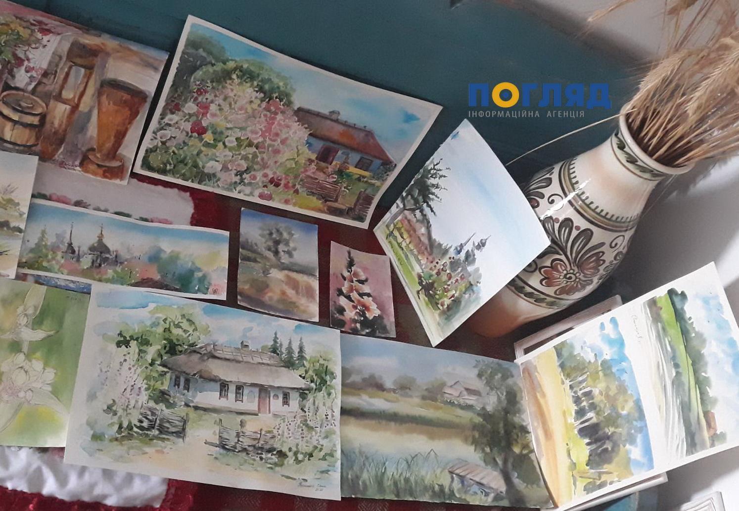 І дорослі, і малі: пленер художників на Васильківщині -  - IMG 301741d6132849e4154db23d0f6384da V