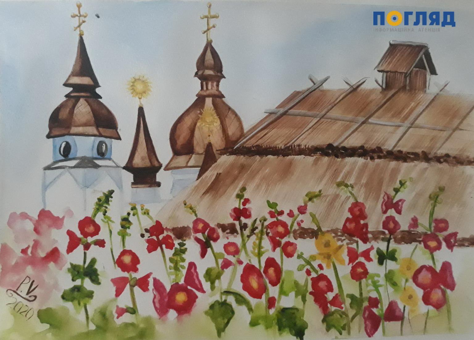 І дорослі, і малі: пленер художників на Васильківщині -  - IMG 3a776d844d8cca83dd9aae125f0d11de V