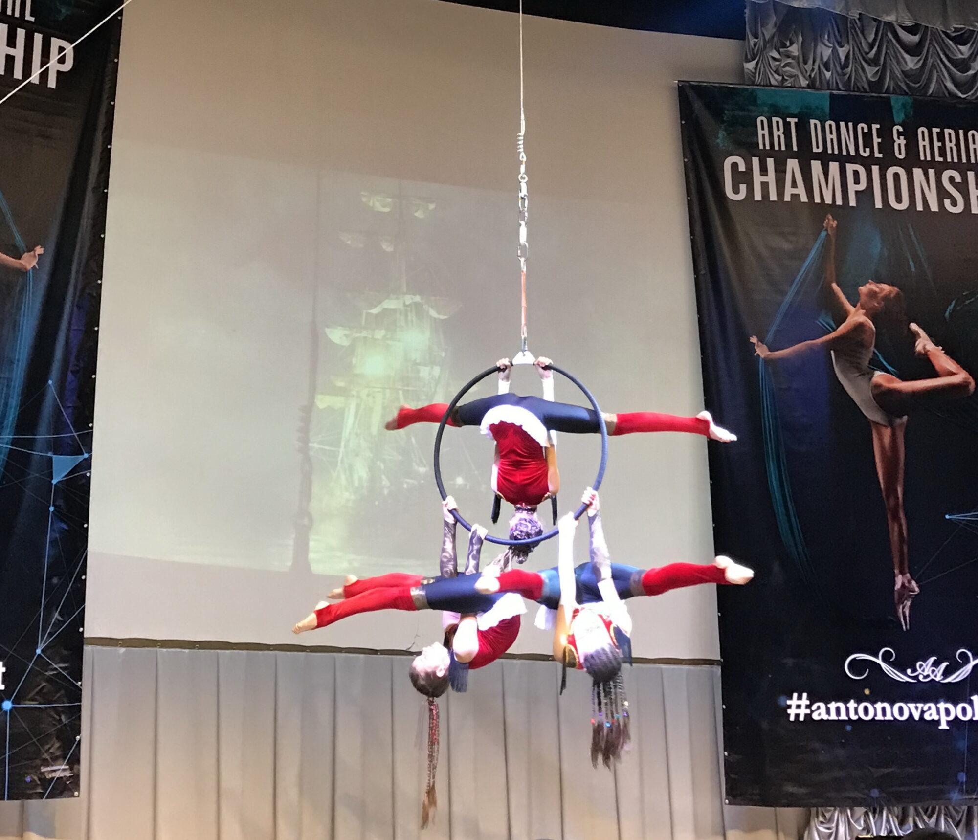Циркові акробатки з Василькова перемогли на всеукраїнському чемпіонаті -  - IMG 6900 2000x1718