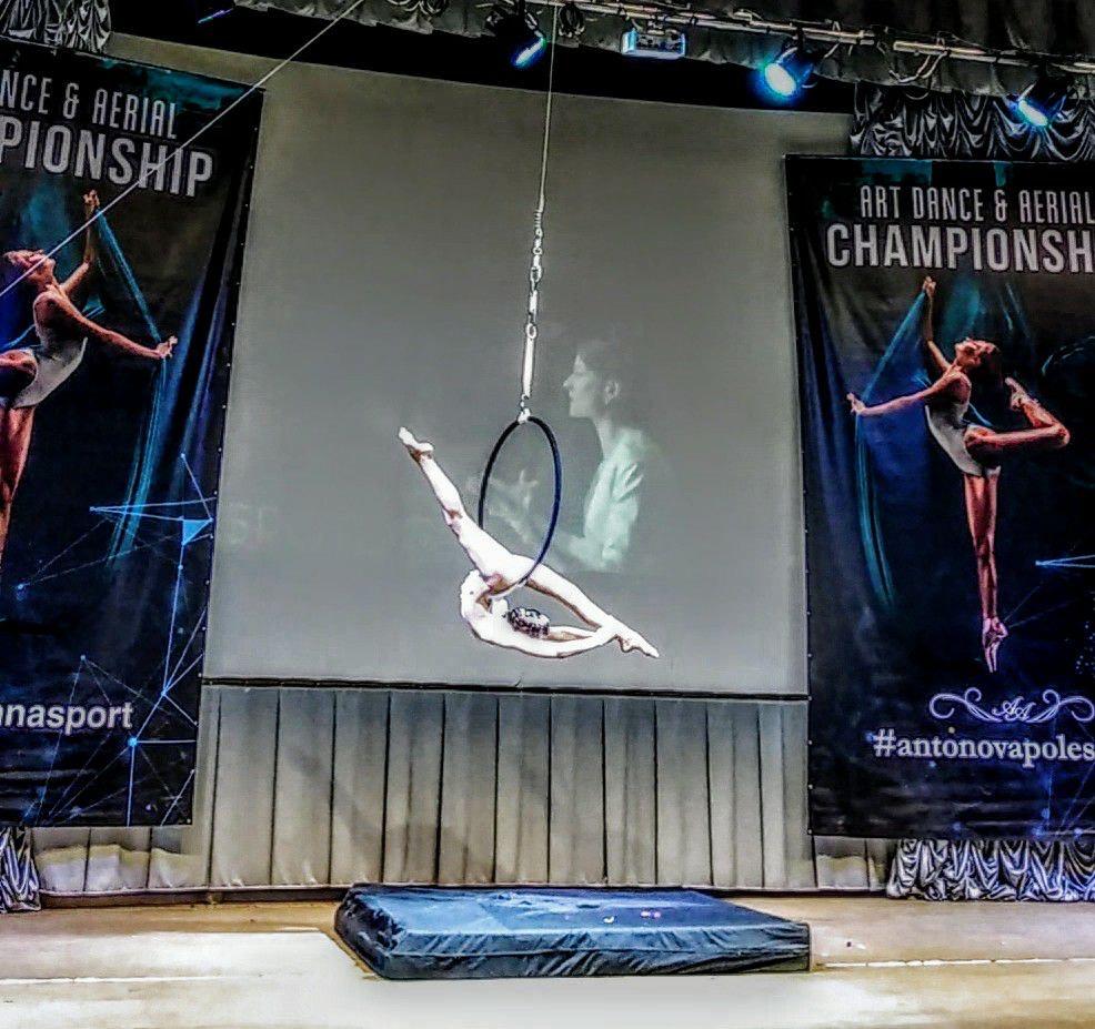 Циркові акробатки з Василькова перемогли на всеукраїнському чемпіонаті -  - IMG 7068
