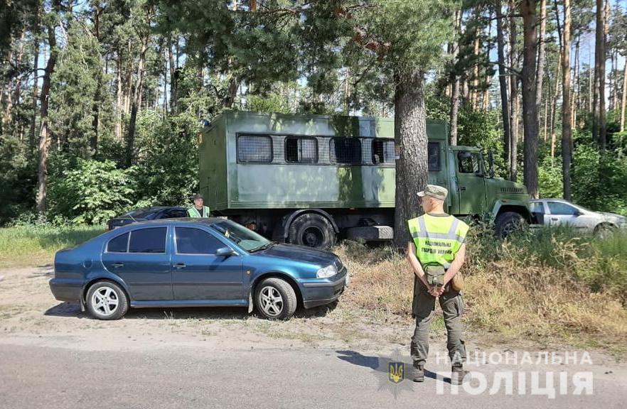 У Києво-Святошинському районі три доби шукали жінку - розшук, Малютянка - Malyutyanka1