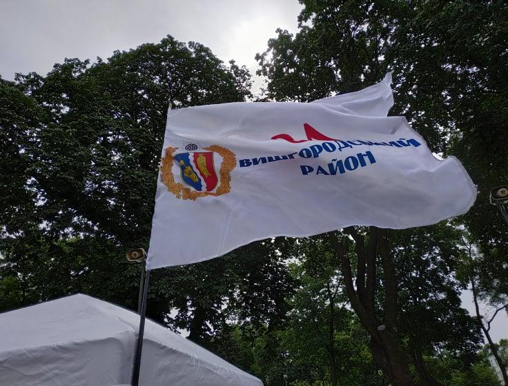 Представники низки районів Київщини пікетували Верховну Раду і Офіс президента -  - Piket Prapor