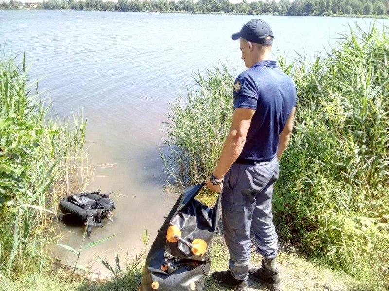 У одному із столичних озер втопився чоловік - потопельники, Київ - Potopelnyk Obolon