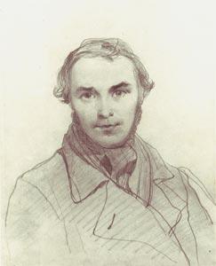 175 років тому Тарас Шевченко долучився до розкопок кургану на Васильківщині -  - SHevchenko avtoportret 1845