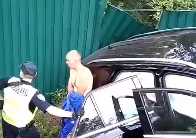З'явились деталі про винуватця смертельної ДТП на Обухівщині -  - Snymok ekrana 496 1