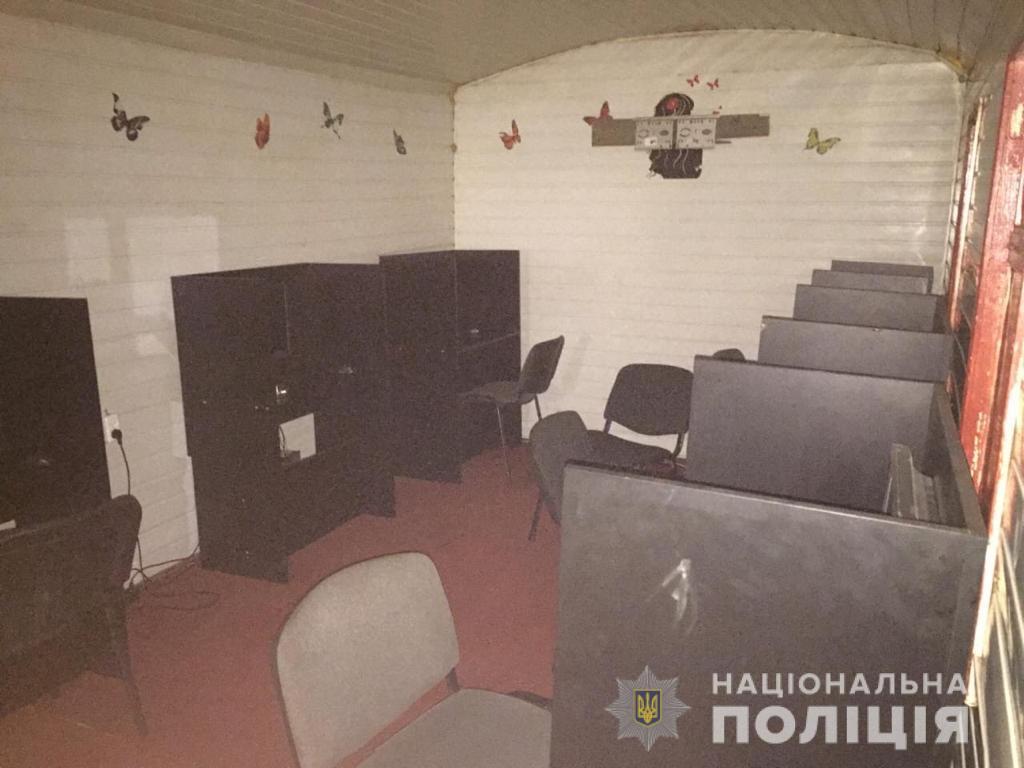 У Таращі припинили роботу нелегального грального закладу - Тараща, поліція Київщини, гральний бізнес - WhatsApp Image 2020 07 10 at 13.16.45 2