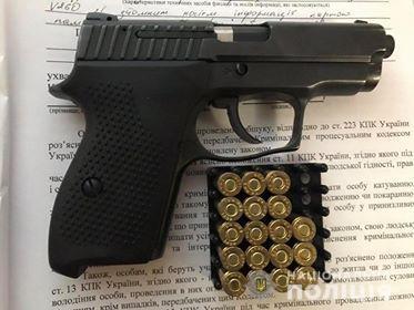 Озброєна банда пограбувала підприємця у Козині на Обухівщині -  - kozin1