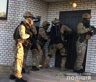 Озброєна банда пограбувала підприємця у Козині на Обухівщині -  - kozin6 1