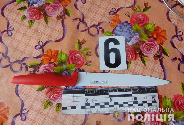 У Києві свекруха мало не вбила ножем невістку -  - obolttu2306202