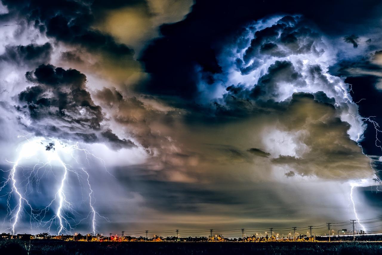 У неділю на Київщині пройдуть дощі з грозами - прогноз погоди, київщина, грози - thunderstorm 1768742 1280