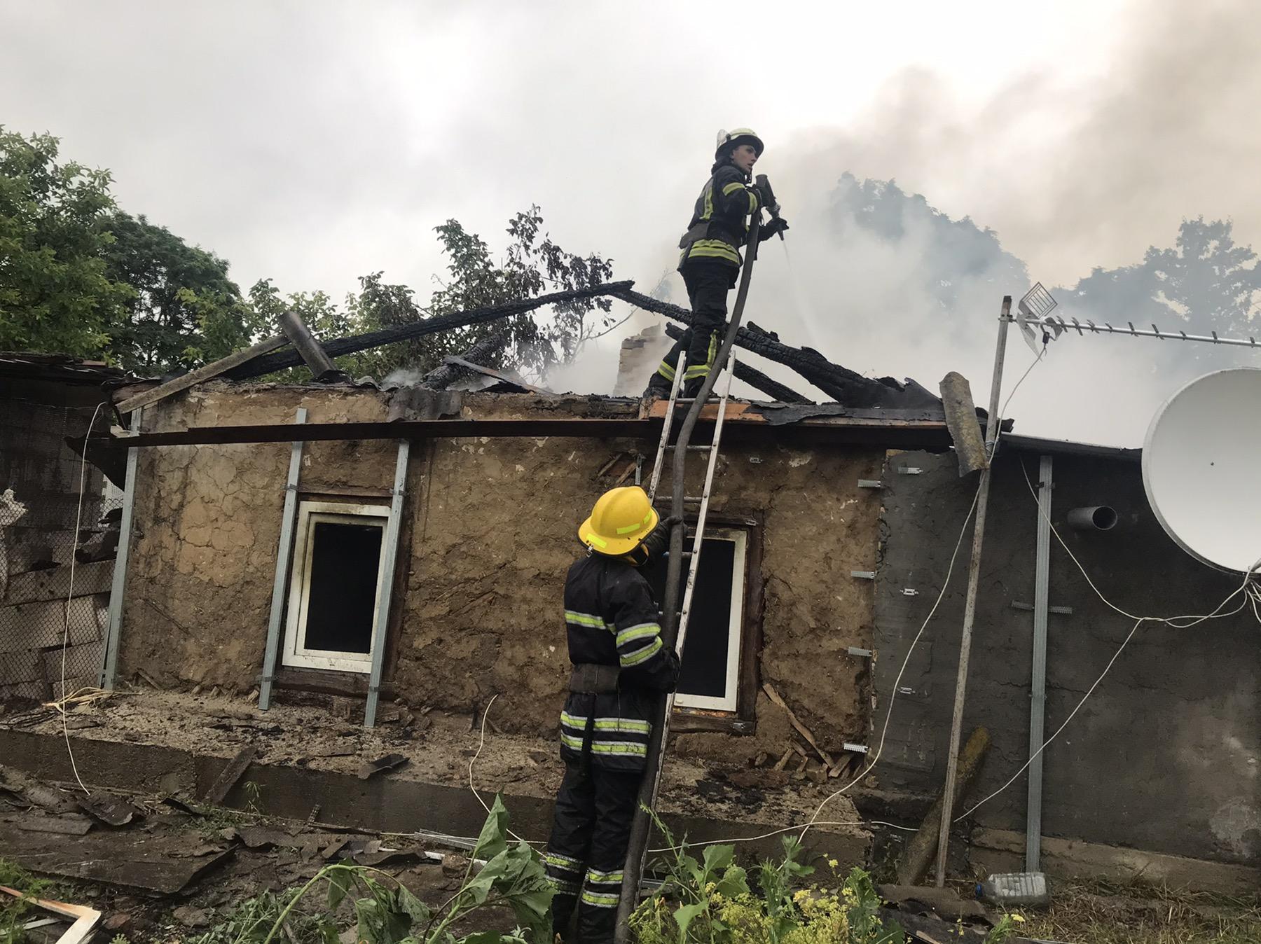 У пожежі на Бориспільщині постраждала дитина - пожежа, Бориспільщина - yzobrazhenye viber 2020 07 08 07 35 22
