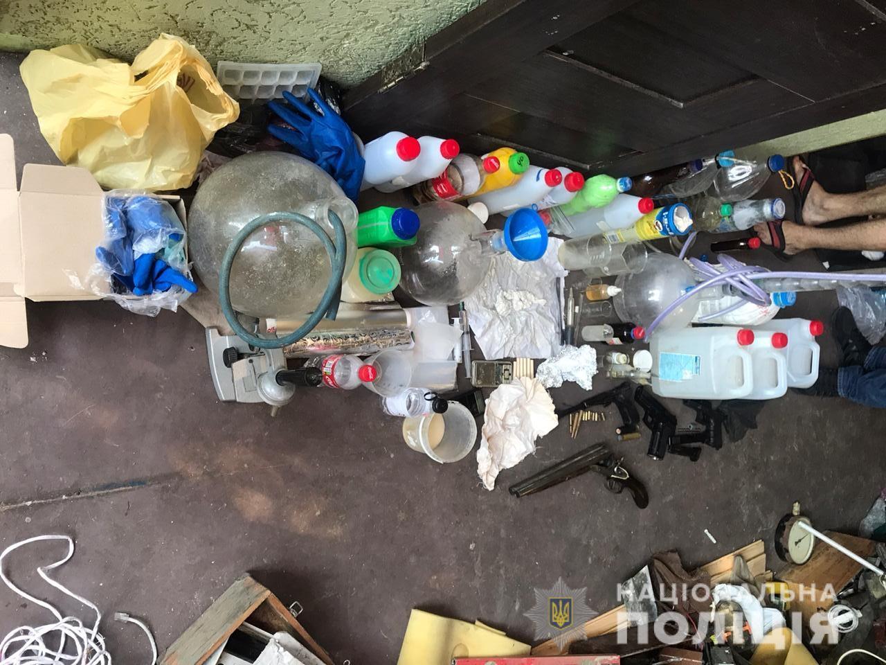 Наркотики, зброя, село: на Київщині на чоловіка відкрили 6 кримінальних проваджень -  - zablab33