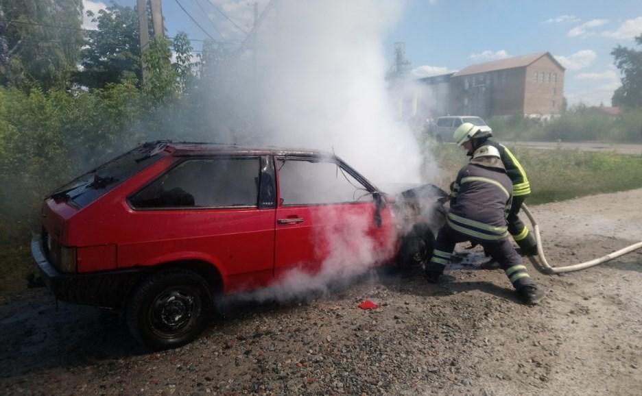 У Кагарлику вогонь знищив автівку - Кагарлик, ДСНС - 0 02 0a 3081d4d7a1f75a17c8ee149b1bec6ee6df10dc27efaf41a934204052de61451b fbd35e2