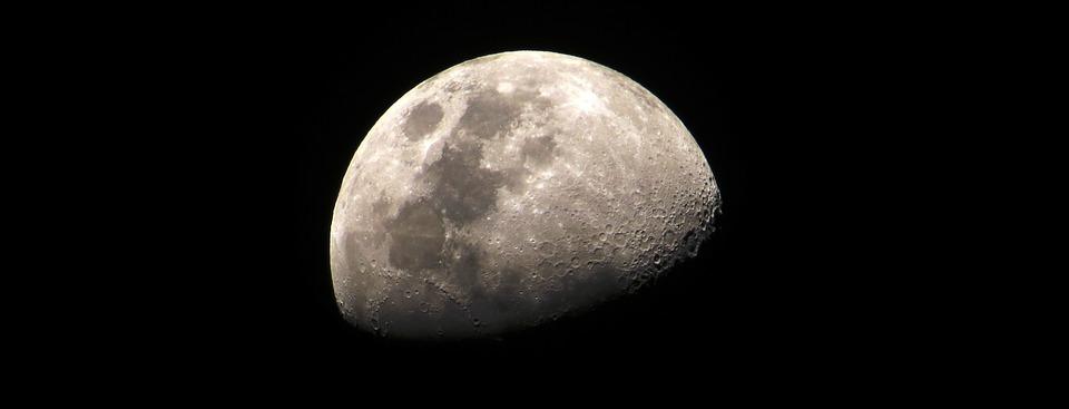 Україна долучилася до проєкту Moon Village Association - супутник Землі, Місяць, Земля - 04 luna