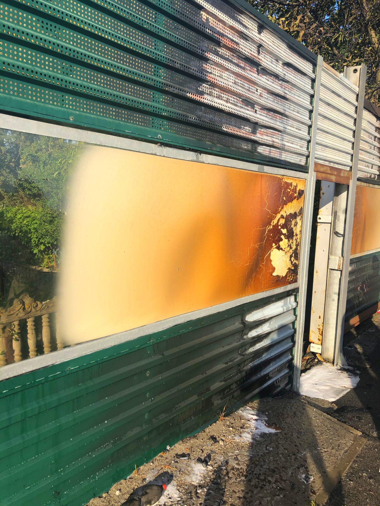 На Варшавці в Київській області згорів BMW (ФОТО і ВІДЕО) -  - 06 1 1500x2000