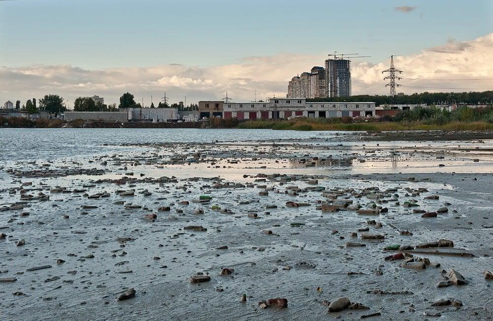 Столичне озеро «Гарячка» небезпечне для киян, – Держінспекція - озеро, екологія - 10 ozero