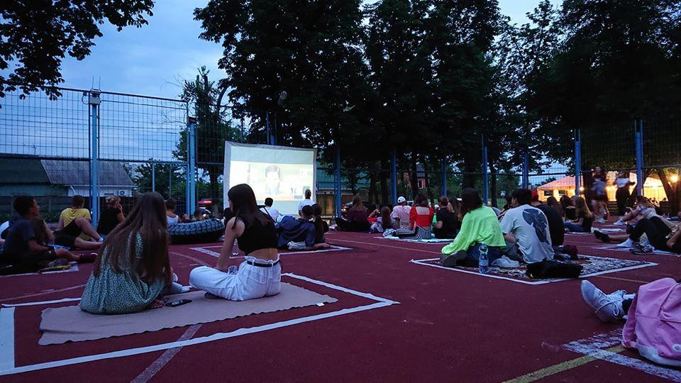 У Борисполі показують кіно просто неба - кіно, Бориспільщина, Бориспіль - 116426389 3478631498816402 5328549804988029849 o