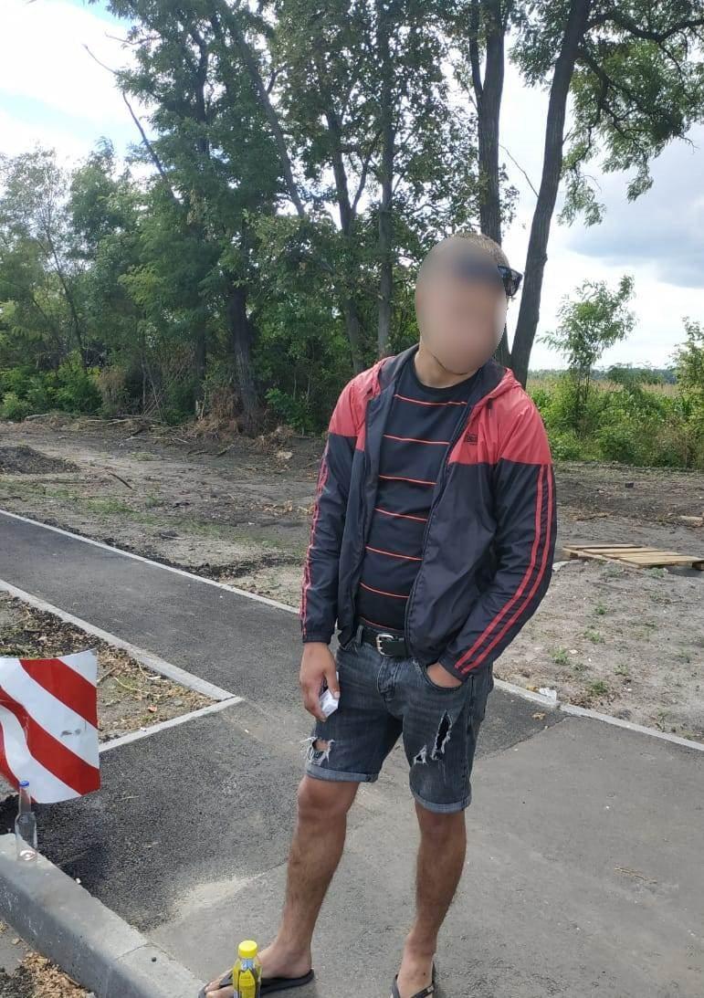 Їздили під «кайфом»: на Васильківщині у нетверезого водія та пасажира знайшли наркотики -  - 116859502 747105342719370 140984234820780183 o