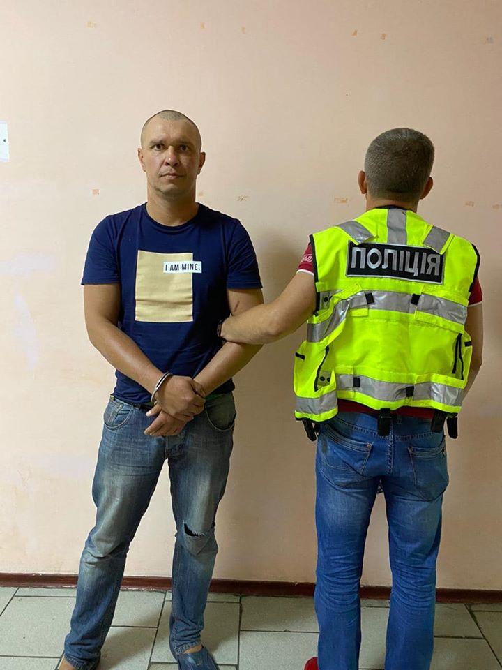 Чоловік, який напав на жінку у поїзді Маріуполь - Київ, їхав без квитка - Укрзалізниця, злочин - 116868442 3163762573710568 7046315808815238128 o