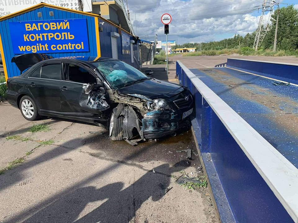 На Одеській трасі пошкодили комплекс габаритно-вагового контролю - Одеська траса - 117050336 1635698899926077 8543506985404248977 n